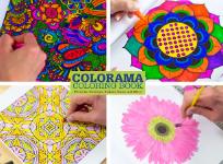 Colorama Coloring Books