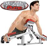 push up machine
