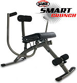 Body by Jake Smart Crunch - Work the Abs, Back, Thighs, plus Obliques with  the SmartCrunch Exercise Equipment